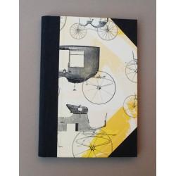 Rubrica da tavolo 14,5x21 - Collezione Carrozze